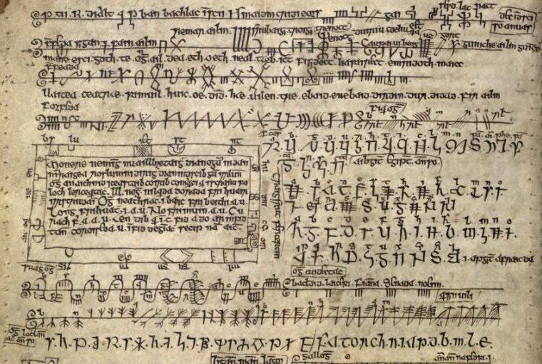 What is the Primitive Irish language?